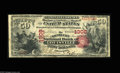 National Bank Notes:Kentucky, Louisville, KY - $50 1875 Fr. 444 The Kentucky NB Ch. # 1908. Anabsolute blockbuster of a note which is equal or superi...