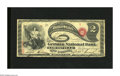 National Bank Notes:Kentucky, Louisville, KY - $2 Original Fr. 389 The German NB Ch. # 2062. Thisis one of the most serendipitous finds in the Gale c...