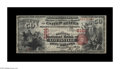 National Bank Notes:Kentucky, Louisville, KY - $50 1875 Fr. 448 The Citizens NB Ch. # 2164. Thisis easily one of the most important notes in the Gale...