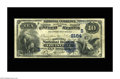 National Bank Notes:Kentucky, Louisville, KY - $10 1882 Date Back Fr. 542 The Citizens NB Ch. #(S)2164. Prior to the discovery of this Very Fine ...