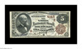 National Bank Notes:Kentucky, Louisville, KY - $5 1882 Brown Back Fr. 471 The Union NB Ch. #(S)4145. The first of a denomination set of Brown Backs f...