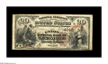 National Bank Notes:Kentucky, Louisville, KY - $20 1882 Brown Back Fr. 498 The Union NB Ch. #4145. An evenly circulated Fine-Very Fine $20 Brown ...