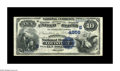 National Bank Notes:Kentucky, Louisville, KY - $10 1882 Date Back Fr. 542 The American NB Ch. #(S)4956. The first title used by this bank. Bright F...