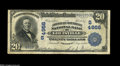 National Bank Notes:Kentucky, Louisville, KY - $20 1902 Plain Back Fr. 658 The American-SouthernNB Ch. # 4956 (S). This bank issued large size under ...