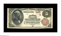 National Bank Notes:Kentucky, Louisville, KY - $5 1882 Brown Back Fr. 477 The Louisville NationalBanking Company Ch. # (S)5161. This is not an except...