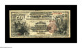 National Bank Notes:Kentucky, Louisville, KY - $50 1882 Brown Back Fr. 518 The LouisvilleNational Banking Company Ch. # 5161. As we noted in the desc...