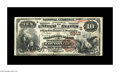 National Bank Notes:Kentucky, Louisville, KY - $10 1882 Brown Back Fr. 490 The NB Ch. # (S)5312.While the overall outstanding figure in excess of 20...