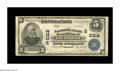 National Bank Notes:Kentucky, Louisville, KY - $5 1902 Plain Back Fr. 607 The NB of Kentucky Ch.# (S)5312. This prolific issuer came under the receiv...