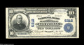 National Bank Notes:Kentucky, Louisville, KY - $10 1902 Plain Back Fr. 633 The NB of Kentucky Ch.# 5312. Bright crispy paper, strong signatures and n...