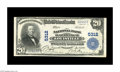 National Bank Notes:Kentucky, Louisville, KY - $20 1902 Plain Back Fr. 659 The NB of Kentucky Ch.# 5312. Although just over 200 notes are known from ...