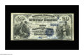 National Bank Notes:Kentucky, Mayfield, KY - $20 1882 Date Back Fr. 552 The City NB Ch. #(S)5033. A much scarcer Mayfield bank which issued large not...