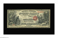 National Bank Notes:Kentucky, Maysville, KY - $5 Original Fr. 399 The NB of Maysville Ch. # 1702.This example is the other surviving note from this b...
