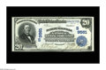 National Bank Notes:Kentucky, Maysville, KY - $20 1902 Date Back Fr. 644 The Bank of MaysvilleNational Banking Association Ch. # (S)9561. A lovely ex...