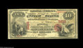 National Bank Notes:Kentucky, Mount Sterling, KY - $10 Original Fr. 414 The Farmers NB Ch. # 2216. A true wonder note from a bank which issued First C...