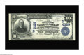 National Bank Notes:Kentucky, Mount Sterling, KY - $10 1902 Plain Back Fr. 624 The Traders NB Ch.# (S)6129. A very rare Mount Sterling bank, with the...