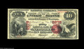 National Bank Notes:Kentucky, Newport, KY - $10 1875 Fr. 420 The First NB Ch. # 2276. This is atruly wonderful item from a bank which was chartered a...