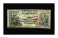 National Bank Notes:Kentucky, Owensboro, KY - $50 1882 Brown Back Fr. 518 The First NB Ch. #(S)2576. A rare type and denomination from any Kentucky b...