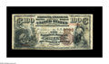 National Bank Notes:Kentucky, Paducah, KY - $100 1882 Brown Back Fr. 525 The City NB Ch. # 2093.This is the most common Paducah bank, but hardly in t...