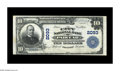 National Bank Notes:Kentucky, Paducah, KY - $10 1902 Plain Back Fr. 629 The City NB Ch. # 2093.This attractive Very Fine-Extremely Fine Plain Bac...