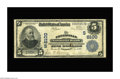 National Bank Notes:Kentucky, Paintsville, KY - $5 1902 Plain Back Fr. 598 The Paintsville NB Ch.# (S)6100. This bank issued Third Charter notes with...