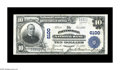 National Bank Notes:Kentucky, Paintsville, KY - $10 1902 Plain Back Fr. 634 The Paintsville NBCh. # 6100. This was the first bank in the country to i...