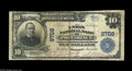 National Bank Notes:Kentucky, Providence, KY - $10 1902 Plain Back Fr. 627 The Union NB Ch. #9708. This piece is new to the census, making it the sec...