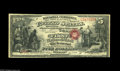 National Bank Notes:Kentucky, Richmond, KY - $5 Original Fr. 399 The First NB Ch. # 1728. This isone of the nicer items in the collection and a rare ...