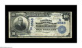 National Bank Notes:Kentucky, Russellville, KY - $10 1902 Date Back Fr. 616 The Citizens NB Ch. #(S)6546. Six large notes (along with two small) are ...