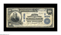 National Bank Notes:Kentucky, Scottsville, KY - $10 1902 Plain Back Fr. 626 The First NB Ch. #(S)8599. Four notes, all Blue Seals, make up the entire...