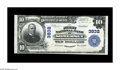 National Bank Notes:Kentucky, Somerset, KY - $10 1902 Plain Back Fr. 626 The First NB Ch. # 3832.Kelly reports only two $10 Plain Backs from here, in...