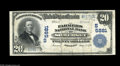 National Bank Notes:Kentucky, Somerset, KY - $20 1902 Plain Back Fr. 659 The Farmers NB Ch. #(S)5881. This Fine note is one of only three $20 Pla...