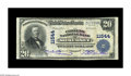 National Bank Notes:Kentucky, Somerset, KY - $20 1902 Plain Back Fr. 658 The Citizens NB Ch. #11544. This note is the nicest of the three $20 Plain B...