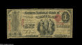 National Bank Notes:Kentucky, Stanford, KY - $1 Original Fr. 382 The Farmers NB Ch. # 1705. Avery tough bank which issued First Charters only before ...