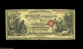 National Bank Notes:Kentucky, Stanford, KY - $5 Original Fr. 399 The Farmers NB Ch. # 1705. Thesecond note from this very scarce bank in the Gale hol...