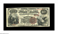 National Bank Notes:Kentucky, Stanford, KY - $10 1882 Brown Back Fr. 490 The Lincoln County NBCh. # (S)5132. One of only two Brown Backs known from t...