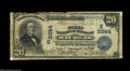 National Bank Notes:Kentucky, Sturgis, KY - $20 1902 Date Back Fr. 642 The First NB Ch. #(S)6244. One of the joys of cataloguing a collection as exci...