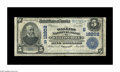 National Bank Notes:Kentucky, Wallins Creek, KY - $5 1902 Plain Back Fr. 609 The Wallins NB Ch. #(S)12202. This is the only large note known from thi...