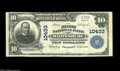 National Bank Notes:Kentucky, Whitesburg, KY - $10 1902 Plain Back Fr. 630 The First NB Ch. #10433. This is the nicest of the four large notes report...