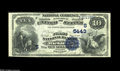 National Bank Notes:Kentucky, Wickliffe, KY - $10 1882 Date Back Fr. 545 The First NB Ch. #(S)5443. While the two Brown Backs above are hardly repres...