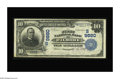 National Bank Notes:Kentucky, Wilmore, KY - $10 1902 Date Back Fr. 619 The First NB Ch. #(S)9880. A very rare bank with just three notes listed in th...