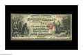 National Bank Notes:Kentucky, Winchester, KY - $5 Original Fr. 397 The Clark County NB Ch. # 995.A very pretty Original Series $5 which is head and s...
