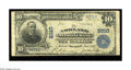 National Bank Notes:Kentucky, Ashland, KY - $10 1902 Plain Back Fr. 628 The Ashland NB Ch. #2010. While not from an especially scarce bank, this Ve...
