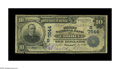 National Bank Notes:Kentucky, Corbin, KY - $10 1902 Date Back Fr. 616 The First NB Ch. # (S)7544.This is a very scarce bank with just two large notes...