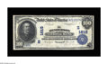 National Bank Notes:Kentucky, Henderson, KY - $100 1902 Date Back Fr. 691 The Henderson NB Ch. #(S)1615. Great paper quality and bold color more than...