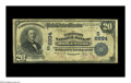 National Bank Notes:Kentucky, Hodgenville, KY - $20 1902 Date Back Fr. 642 The Farmers NB Ch. #6894. A Very Good example from one of the two issu...