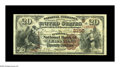 National Bank Notes:Kentucky, Lebanon, KY - $20 1882 Brown Back Fr. 501 The Marion NB Ch. #(S)2150. A pleasing evenly circulated example which is the...