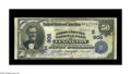National Bank Notes:Kentucky, Lexington, KY - $50 1902 Date Back Fr. 673 The First & City NBCh. # (S)906. An attractive example of this scarce denomi...