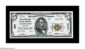 National Bank Notes:Kentucky, Lexington, KY - $5 1929 Ty. 2 First NB & TC Ch. # 906. Aplethora of CU Type 2 notes are known on this bank, but rarely ...