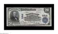 National Bank Notes:Kentucky, Louisville, KY - $20 1902 Plain Back Fr. 659 The NB Ch. # 5312.This note appears in the Kelly census and is bright whit...
