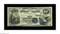National Bank Notes:Kentucky, Mayfield, KY - $10 1882 Date Back Fr. 542 The City NB Ch. #(S)5033. This is one of just seven notes listed in the censu...